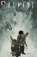 Aliens Resistance -4 La Torre