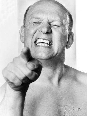 Brian Glover wrestler