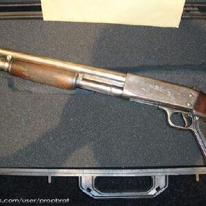 Hicks Shotgun Xenopedia
