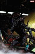 Marvel Alien Cover by David Finch