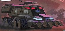 8x8 Command Vehicle