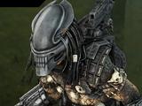 Alien Head Predator