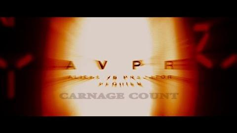 Alien vs Predator Requiem (2007) Carnage Count