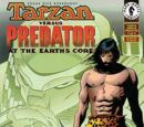 Tarzan versus Predator: At the Earth's Core