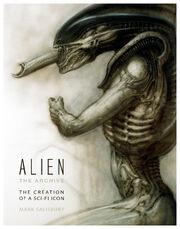 Alien The Archive orignal cover
