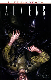 Aliens Life and Death TPB