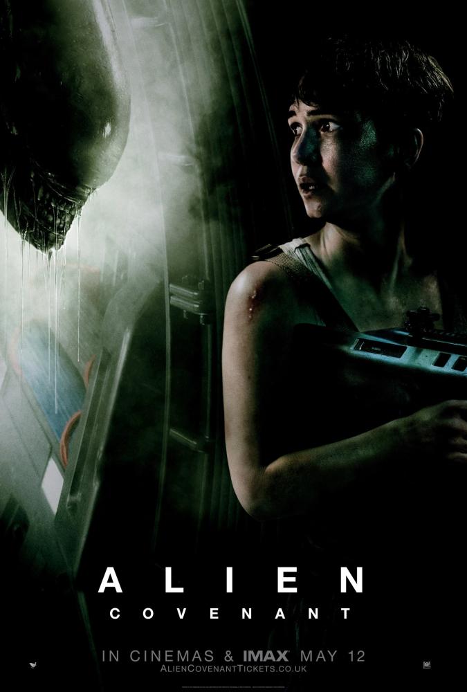 Alien Covenant Kinox