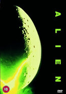 Alien (1999 DVD) UK