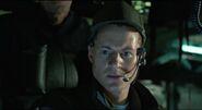 Gorman wears headset 2