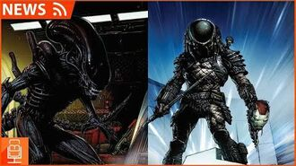 Alien & Predator JOIN Marvel Comics