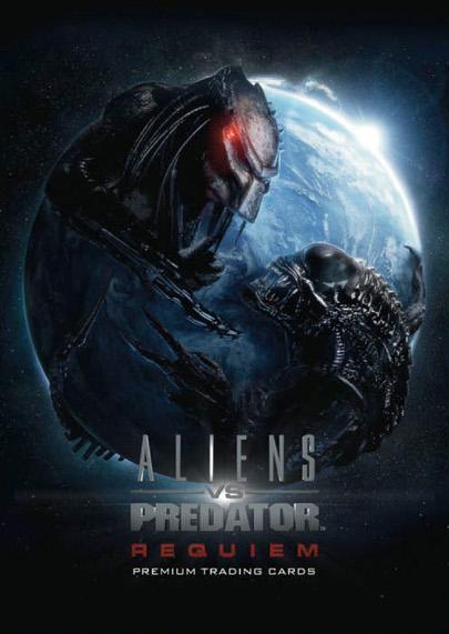Aliens Vs Predator Requiem Premium Trading Cards