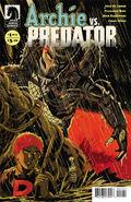 Archie vs. Predator 1 Francavilla
