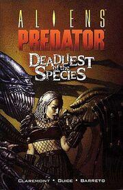 388px-Alien-Predator - Deadliest of the Species - cover