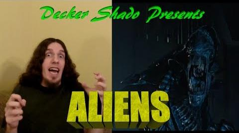 Aliens Review by Decker Shado
