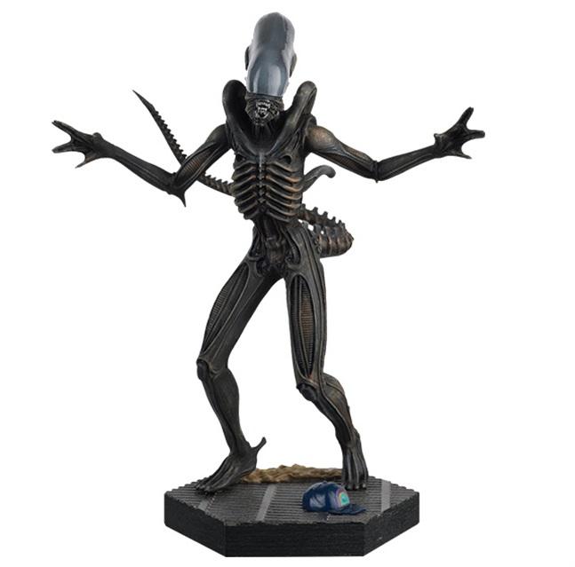 Aliens 1986 Issue 19 Eaglemoss 1//16 Alien /& Predator Lance Bishop Figurine