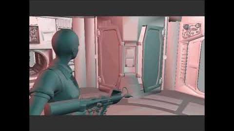 Alien- Isolation Unused Cutscene