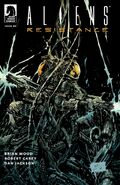 Aliens Resistance -2 La Torre