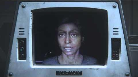 Alien Isolation Dr. Lingard's Message (PC)