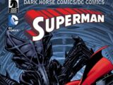 Dark Horse Comics/DC Comics: Superman