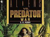 Aliens vs. Predator: War (novel)