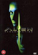 Alien Resurrection (1999 DVD) UK