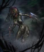 Unused female Predators 2