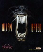 Alien Breed cover