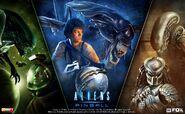 Aliens vs Pinball key art 300dp