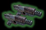 Dual USM pistols