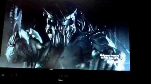 Alien vs predator 1st fight