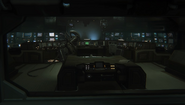 Corporate Lockdown - Alien in control centre
