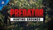 Predator Hunting Grounds - Reveal Trailer PS4