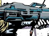 Taser Web rifle