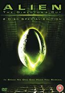 Alien (2004 DVD) UK