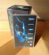 Alien Saga Set Aliens tape