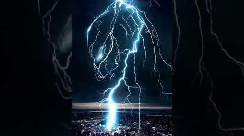 The Predator Lightning Bolt