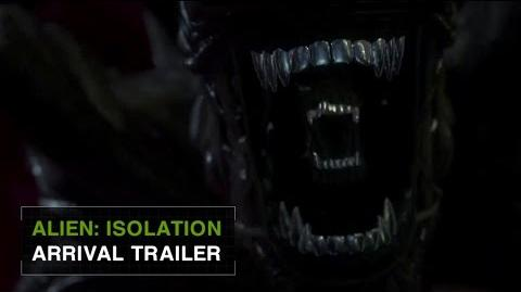 Alien Isolation Official Launch Trailer - Arrival INT