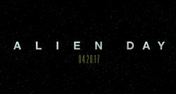 Alien Day 2017 MP Slider