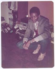 Badejo in mid 1970s
