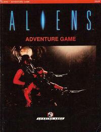 Aliens Adventure Game Book