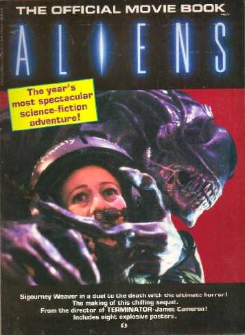 Aliens The Official Movie Book Xenopedia FANDOM