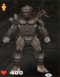 Predator with Omni-Caster AVPE