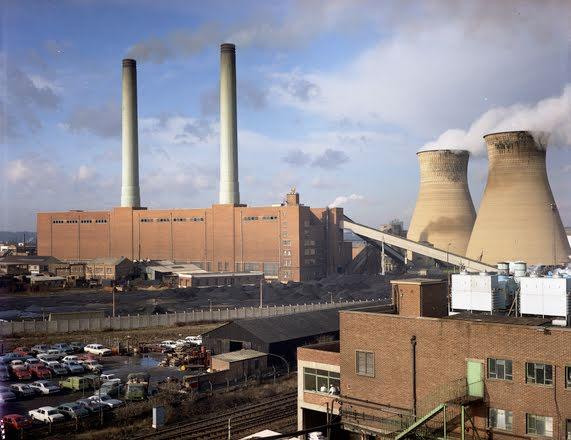 Acton Lane Power Station
