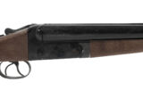 Sawed-off double barrel shotgun