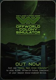 Offworld Colony Simulator