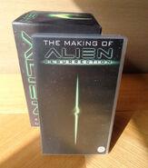 Alien Saga Set Making tape