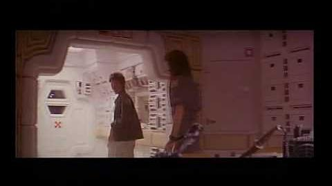 Alien deleted scene Ripley Reassures Lambert - good quality