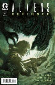 Aliens Defiance 01