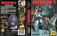 Predator 2 Mega Drive 2