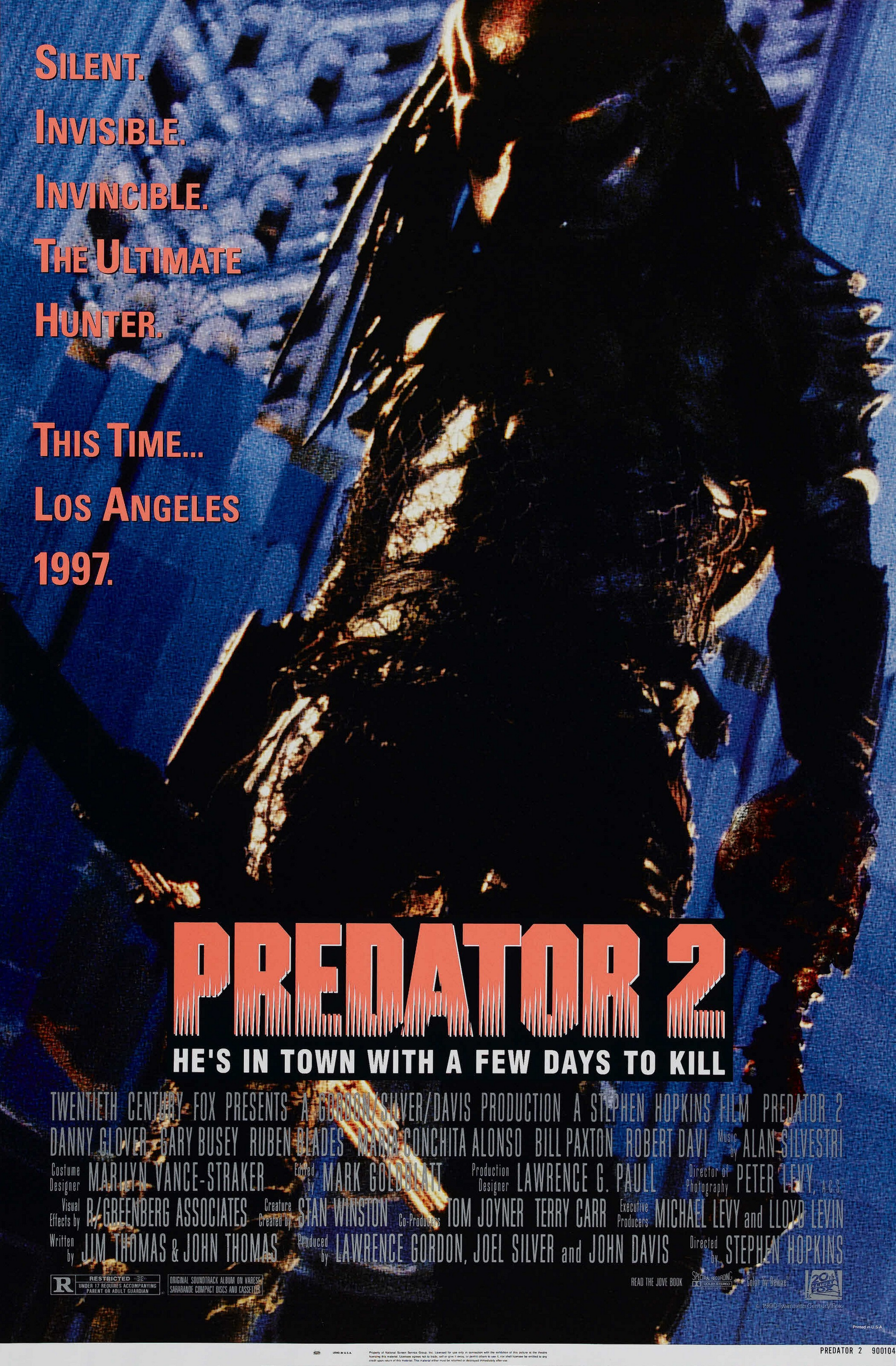 Predator 2 | Xenopedia | FANDOM powered by Wikia